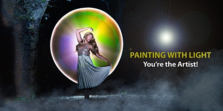 Painting with Light – You are the Artist! tickets
