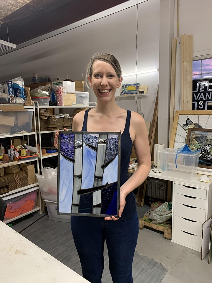 Intermediate Stained Glass Course image