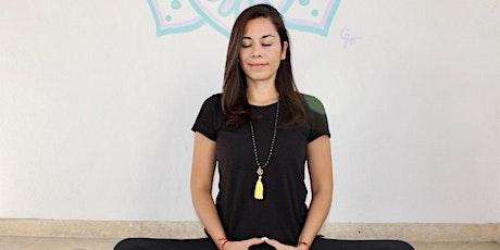 Clase de Introducción al Yin Yoga entradas