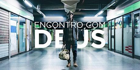 ENCONTRO COM DEUS - HOMENS - OUTUBRO DE 2021 tickets