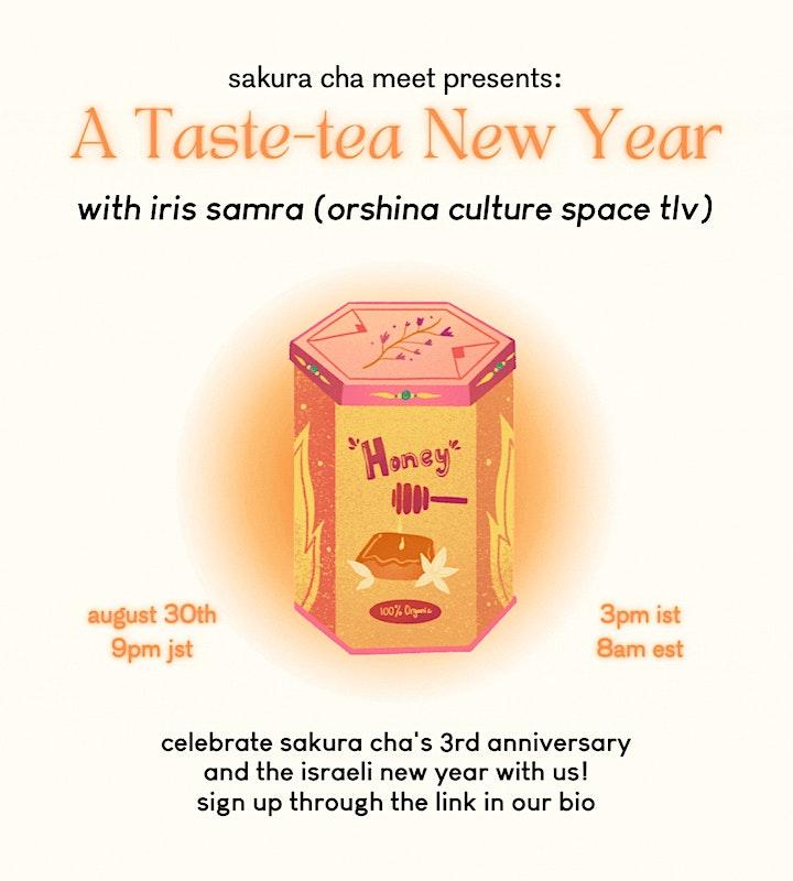 A Taste-tea New Year image