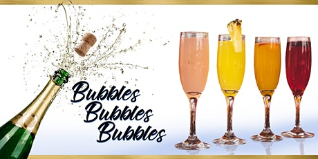 Bubbles! Bubbles! Bubbles! tickets