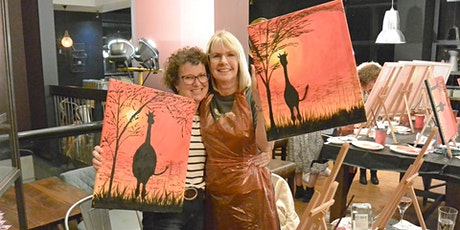 Sunset Heights Brush Party - Nailsea, Bristol tickets