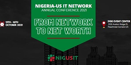 Nigeria-US IT Network 2021 Annual Conference tickets