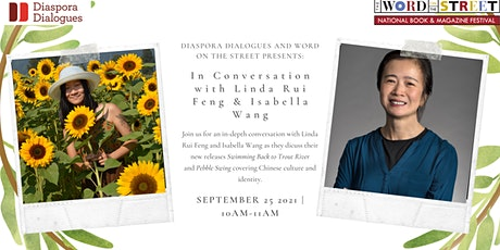 In Conversation with Linda Rui Feng and Isabella Wang tickets