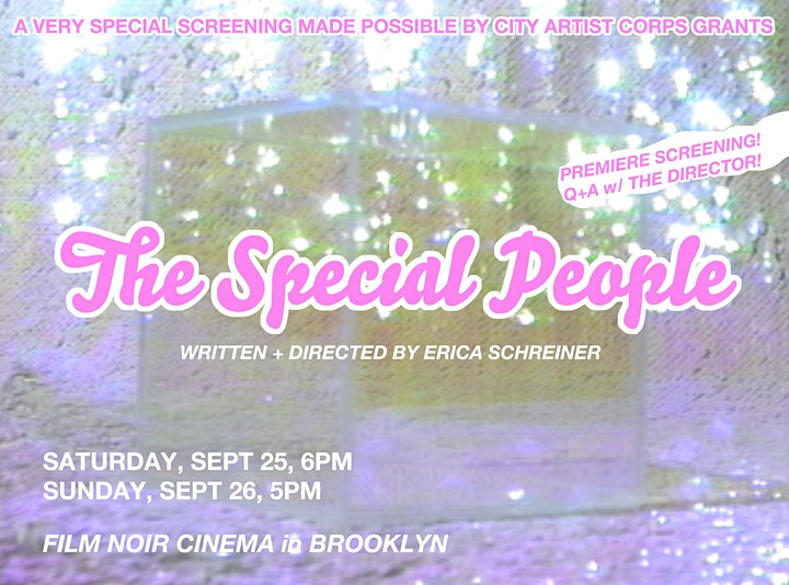 The Special People Premiere - Sept 26 image