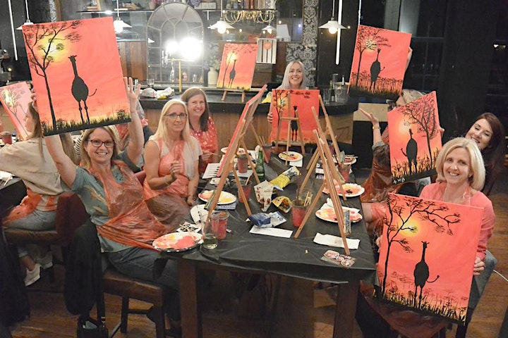 Sunset Heights Brush Party - Nailsea, Bristol image