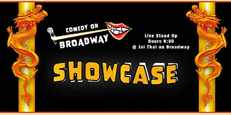 Comedy on Broadway Showcase tickets