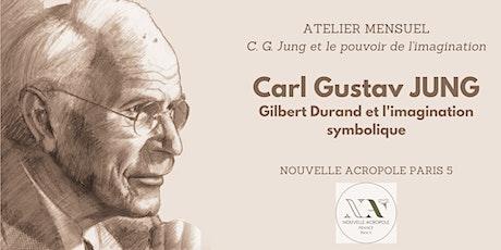 Carl Gustav Jung et le pouvoir de l'imagination - ATELIER 3 billets