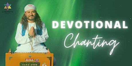 LIVESTREAM   Devotional Chanting for Deep Meditation and Healing tickets