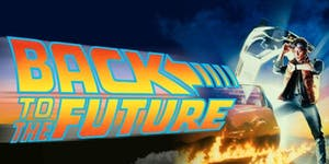 BACK TO THE FUTURE presented by The Lost Format Society
