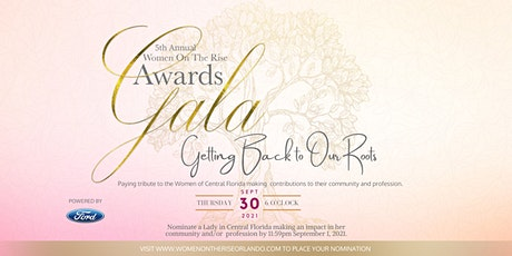 5th Annual Women on the Rise Awards Gala Sponsored by FORD tickets