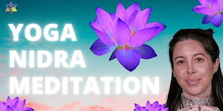 LIVESTREAM | Yoga Nidra for Deep Peace & Healing tickets
