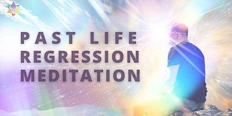LIVESTREAM   Past Life Regression Meditation bilhetes