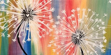 Let's Paint: Dandelions tickets