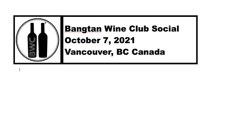 Bangtan Wine Club Social tickets