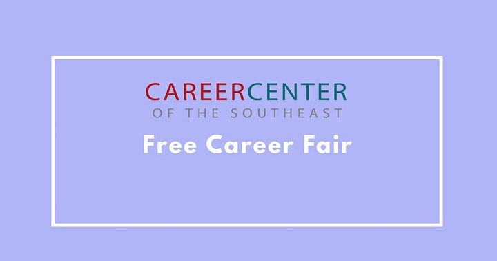 Free Career Fair. Washington, DC image