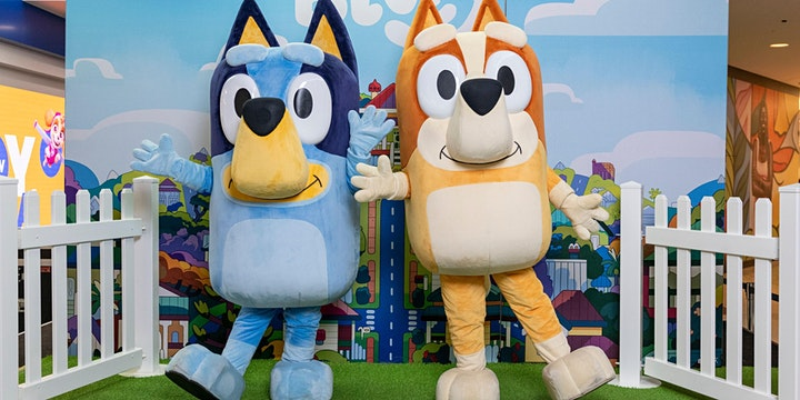 Bluey Live Interactive Experience + Meet and Greet image