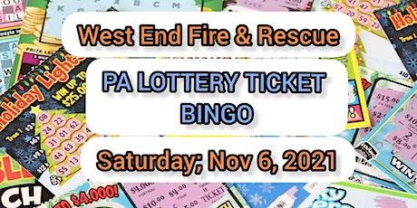 PA LOTTERY SCRATCHER BUNDLE BINGO tickets