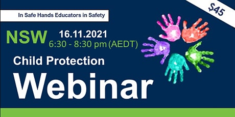 """Child Protection """"Legal & Practical Response to Child Abuse"""" Webinar  NSW tickets"""