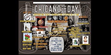 Chicano Art  Day tickets