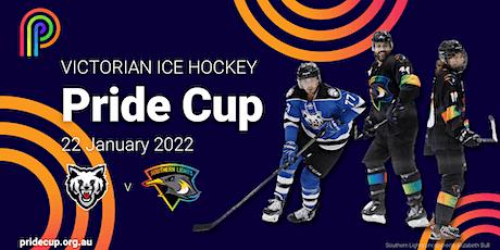 Ice Hockey Pride Cup tickets