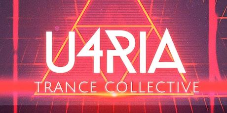 U4RIA - TRANCE COLLECTIVE tickets