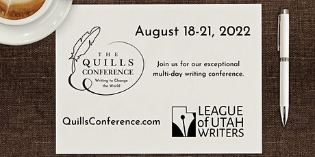 2022 Quills Conference - League of Utah Writers tickets