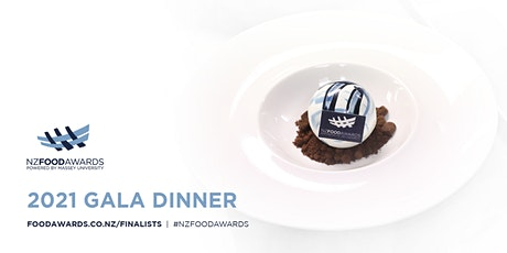 New Zealand Food Awards Gala Dinner 2021 tickets