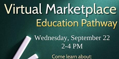 Virtual Education Pathway Marketplace tickets