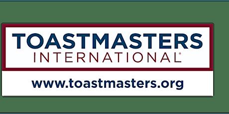 Super Communicators Toastmasters tickets