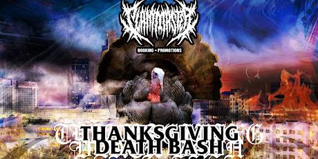 Thanksgiving death bash tickets