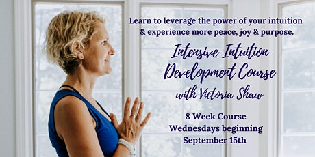 Intensive Intuition Development Workshop tickets