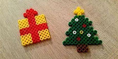 Christmas Hama Beads @ Burnie Library tickets