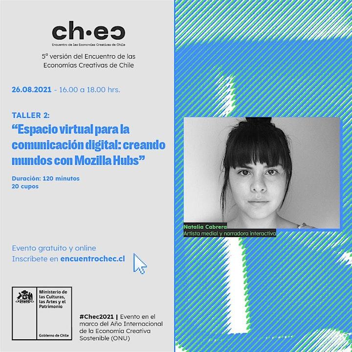 Imagen de CHEC 2021: Espacio virtual para la comunicación digital