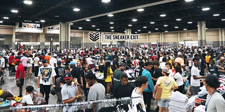 Charlotte - The Sneaker Exit - Ultimate Sneaker Trade Show tickets