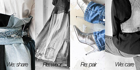 We: share Re: wear Re: pair We: care Re-cycling Textiles Roundtable Discuss tickets