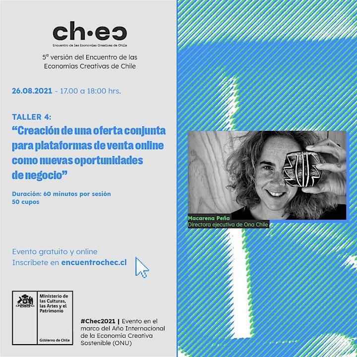 Imagen de CHEC 2021: Creación de una oferta conjunta para plataformas de venta online