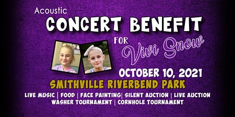 Benefit Concert for Vivi tickets