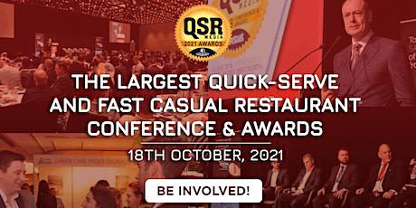 QSR Media Sandhurst Conference & Awards tickets