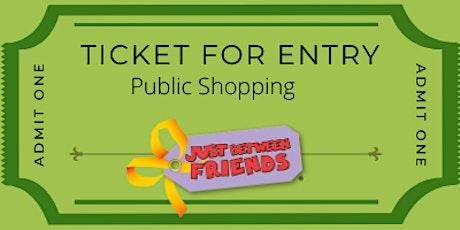 September 18th- JBF Cherry Hill FREE Shopping Passes tickets