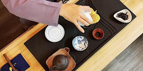 Atelier de découverte & de dégustation de thés wulongs grands crus 2021 billets