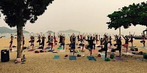 Yoga on The Beach for CHARITY