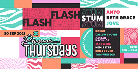 Flash Does Pawn Thursdays — Sept 30th tickets