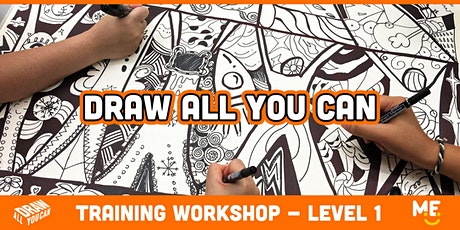 Draw All You Can Level 1 Training Workshop 創意繪畫導師訓練工作坊 Level 1 tickets