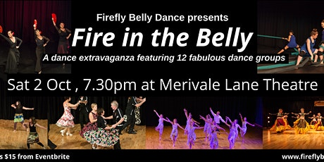 Fire in The Belly - Dance Extravaganza tickets