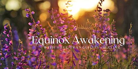 Equinox Awakening - Cacao Ceremony and Expressive Movement tickets