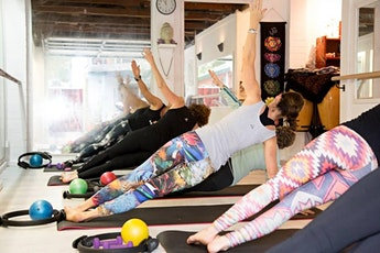 10 PLUS Yoga and Pilates Exercises to Fuse into Your Fitness Programs tickets