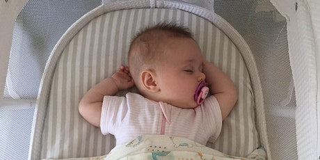 Bendigo Sleep and Settling Program: Baby (6-12month) Session - Face to Face tickets