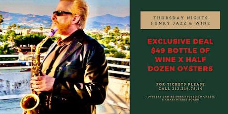 Funky Jazz & Wine Nights Party tickets